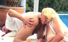 Dirty Granny Loves Eating Ass