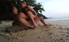 Kinky Fuck on Honeymoon in Thailand