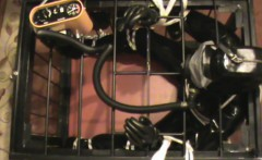 Rubberslave gets a control that is totally air