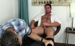 Gay man chest fetish video Connor Gets Off Twice Being Worsh