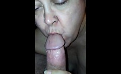 She has been sucking his dick for 25 years now
