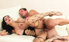 Latin MILF In Stockings Loves Anal Abby Lee Brazil,