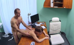 FakeHospital Short haired hottie seduces doctor