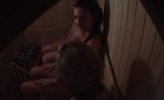 New Friends in Public Sauna