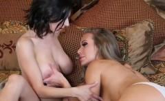 Lascivious Lesbian Nurses Enjoy Pussy Licking