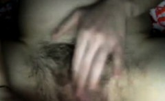 Chubby hairy teen masturbates on cam Very Sexy