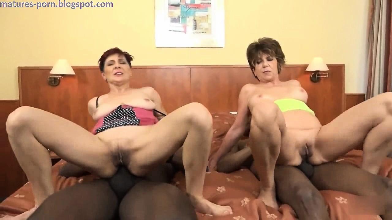Really. granny anal orgy