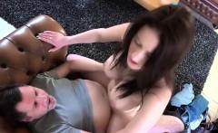 Grandpa Fucking Young Teen with Beautiful Big Boobs Job