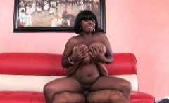 stacy adams big black booty rides dick