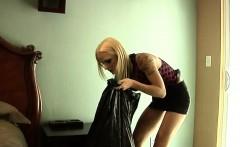 Faye Runaway is a drop dead gorgeous tattooed blonde, who...