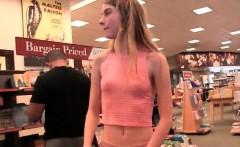 Blonde Sharlotte sex public fingers fresh new hd porn