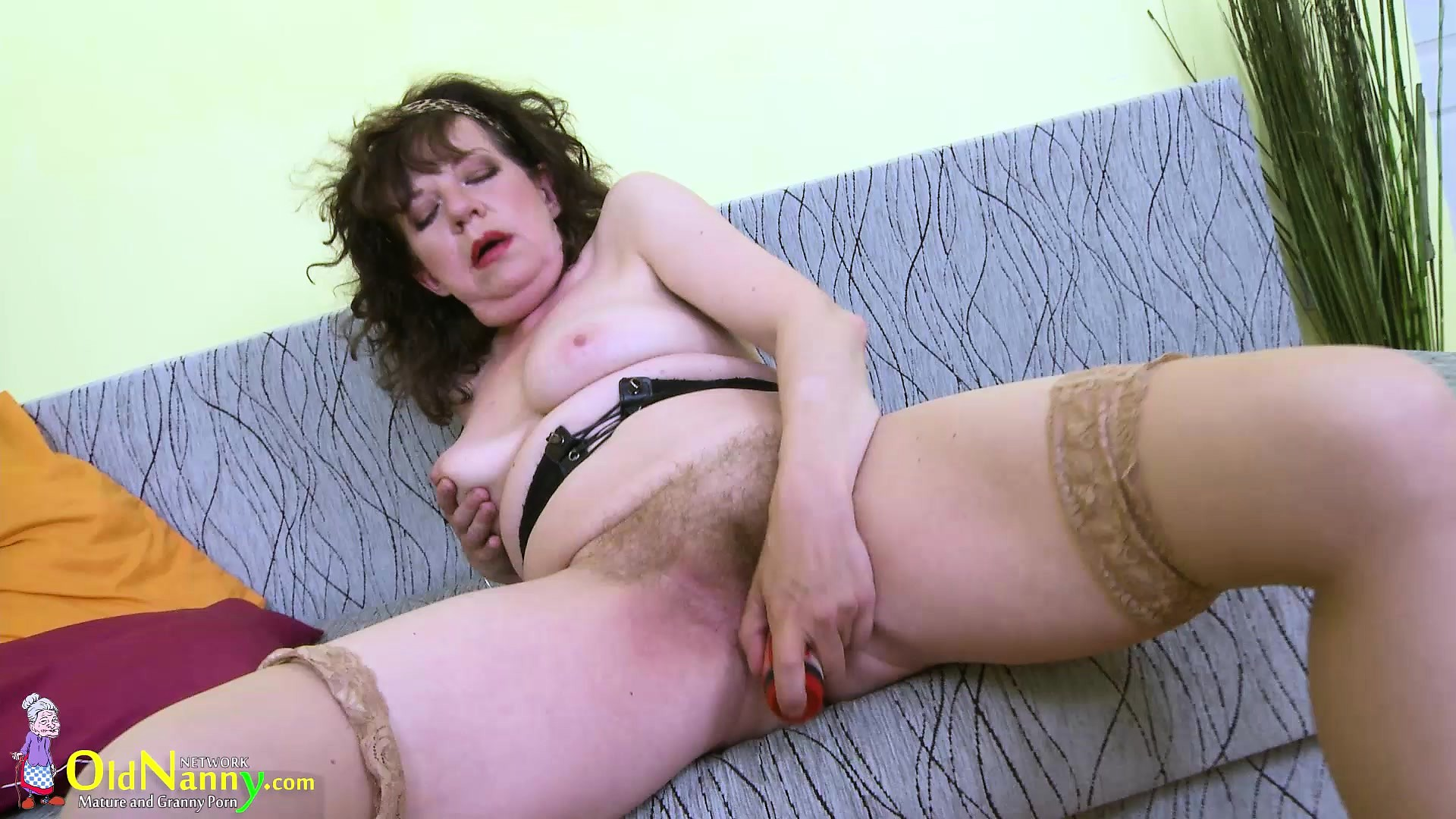 Hairy Teen Masturbation Pov