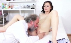 Naughty Doctor Takes Teen Patient