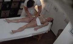 Busty Married Teacher Gets Massage of Her Life