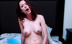 Cute Big Tits Milfy Plays With Her Sweet Pussy