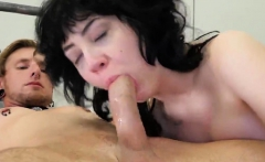 Slutty cutie was brought in anus asylum for uninhibited ther