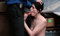 Sweety Ivi Gets Huge Cock For Shoplifting