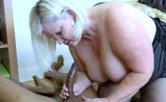 AgedLovE Busty Blonde Mature Hardcore Fucking