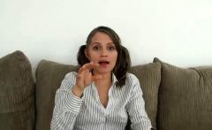 Amateur teen fingering cunt on webcam
