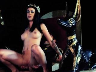 Stevie Shae In Cleopatra