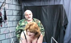 Naked beauties love the slavery porn on cam