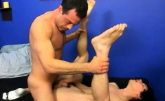 Teen boys videos gay porn and penis bot young naked Mike Man
