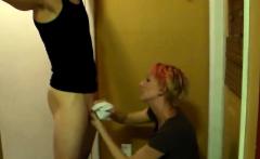 Cumshot amateur handjob lover facialized