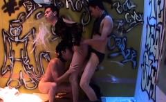 Latin Twinks Francisco and Ricky Bareback