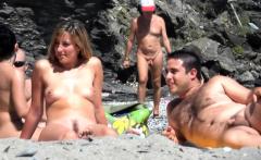 Nude Beach Girls Voyeur Hidden SpyCam HD Video Teaser