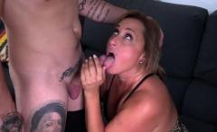 Spanish housewife Conchita fucking and sucking