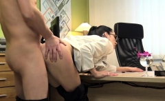LOAN4K. Boss offers extra money for wet pussy and hot...