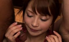 Maomi Nakazawa gives a group a japa - More at javhd.net