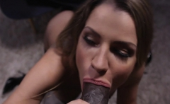 POV dicksucking babe drilled on all fours
