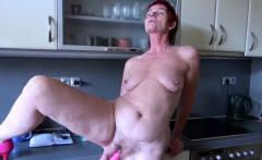 OldNannY Henrieta Pissing and Hard Threesome Sex