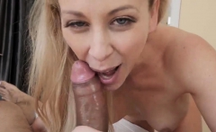 Mom and his boss' partner Cherie Deville in Impregnated By M