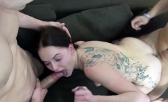 GERMAN BOY SELL HIS GIRLFRIEND AND JOIN IN THREESOME