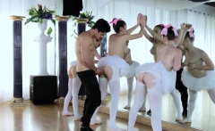 Big dick destroy teen pussy first time Ballerinas
