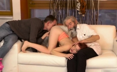 Old fucking young babes xxx Unexpected experience with an ol