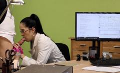 LOAN4K. Teen office worker gets new experience having sex...