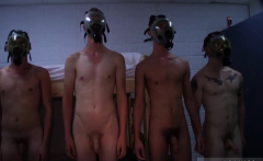Gay boys cruel sex video Training the New Recruits