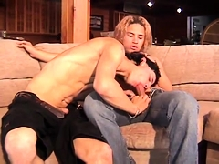 Hot Classic Gay Blowjob Video With Two Horny Hunks