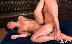 Racy sweetheart Miku Aoyama first time slit fucked