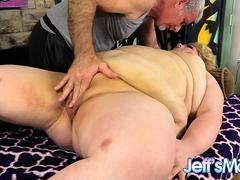 Fat Teen Velma Voodoo Sensuous Rubdown