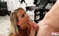 German Amateur - Julia Pink
