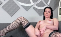Horny bitch cant wait for a dick play