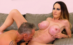 Big Tit British MILF Enjoys A 69 and Getting Pounded In a