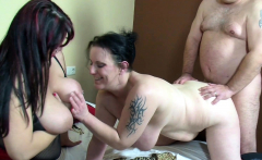 Old Ugly BBW German Couple at Porn Casting and Mature watch