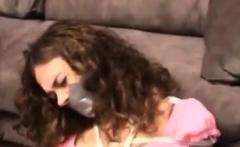 Lesbian BDSM threesome torture fetish