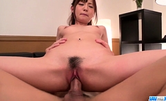 Yuria Mano receives teacher dick for a few spins - More at