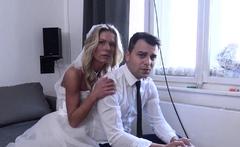 DEBT4k. Lucky man has unforgettable sex with hottie